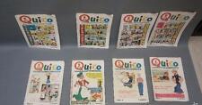 QUICO REVISTA SEMANAL COMIC AÑO 1954 COLECCION COMPLETA DE MUSEO