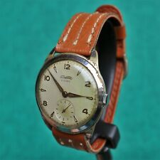 DUWARD Large 1950s Vintage Watch AS 1130 Reloj Montre Orologio Uhr Swiss