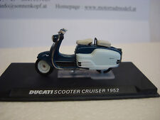 Ducati Scooter Cruiser 1952  1:24 Altaya