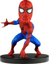 "SPIDERMAN - Spiderman 5"" Classic Head Knocker / Bobble (NECA) #NEW"