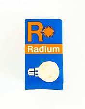 10x Osram Radium OP-Lampe * 550E 12V/100W * BA20d LICHTWURF- GLÜHLAMPE