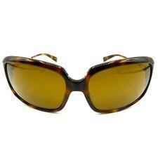 Oliver Peoples Womens Sunglasses Dulaine Brown Lens Tortoise Gold Frames Japan