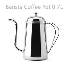Coffee Drip Kettle Stainless 0.7L / Stylish Barista Coffee Drip Pot