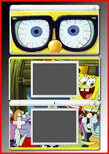 Spongebob Squarepants Video Game Patrick Vinyl Decal SKIN 4 for Nintendo DS Lite