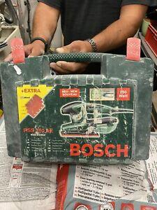 schwingschleifer bosch PSS 250 AE