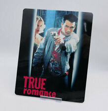 TRUE ROMANCE - Glossy Fridge Bluray Steelbook Magnet Cover (NOT LENTI)