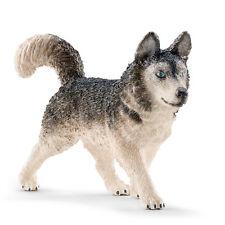 Schleich 16835 Siberian Husky Sled Dog Model Figurine Toy - NIP