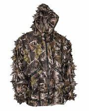 SwedTeam Wood Leaf Camo Suit Jacket Camouflage Shooting
