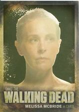 The Walking Dead Season 2 Character Bios Chase Card CB09