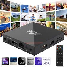 X96 Quad Core Android 7.1.2 Nougat Smart TV BOX 4K HDMI Network Media Player