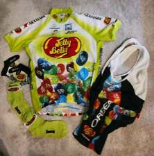 SANTINI - JELLY BELLY SPORT Complete Cycling kit. Excellent condition. Size 3XL