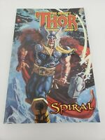 THE MIGHTY THOR - LORD OF ASGARD - SPIRAL TPB