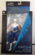 DC Comics Super Villains Captain Cold Action Figure Brand New
