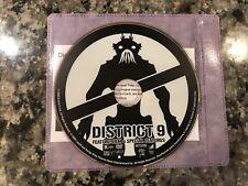 District 9 Dvd! 2009 Thriller!