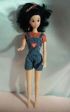 """Barbie 1966 12"""" Disney's Snow White Doll Mattel Original Barbie Clothes Vintage"""