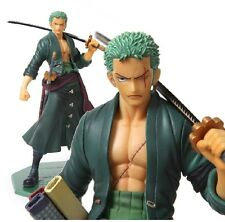 Anime One Piece Sailing Again New World Zoro 20cm Toy Figure Doll New in Box