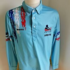 superbe maillot d'arbitre  VOLLEY BALL  ERREA   taille XL france