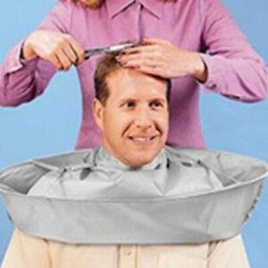 Hair Cutting Umbrella Cape Haircut Gown Hairdresser Barber Salon Home Tools DIY
