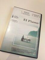 DVD  EL PIANO / OSCAR MEJOR ACTRIZ HOLLY HUNTER Y CON HARVEY KEITEL