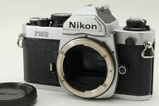 EX+++ Nikon New FM2 FM2N 35mm SLR Film Camera Body From Japan#108