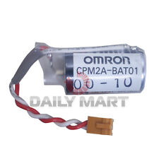 Omron Automation & Safety Plc Battery Cpm2A-Bat01 Programmable Logic Controller