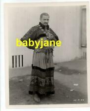 Wallace Beery Original 8X10 Photo 1923 Richard The Lion-Hearted