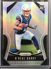 2019 Panini Prizm Silver Rookie N'Keal Harry New England Patriots