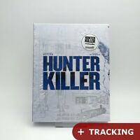 Hunter Killer .Blu-ray Steelbook Full Slip Type A1 / kimchiDVD
