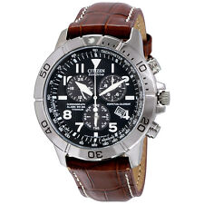 Citizen Eco-Drive Perpetual Calendar Chronograph Mens Watch BL5250-02L