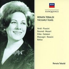 Renata Tebaldi - Early Years [New CD] Australia - Import