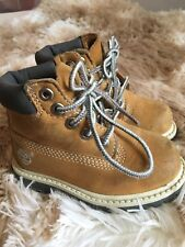 timberland boots Size 5 Toddler