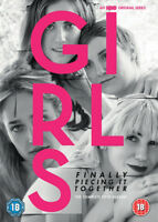 Girls: The Complete Fifth Season DVD (2017) Lena Dunham cert 18 2 discs