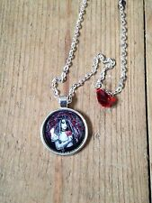 La Sposa Rose Collana Whitby wgw Goth Dracula