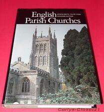 ENGLISH PARISH CHURCHES * 1977 Hardback Book *