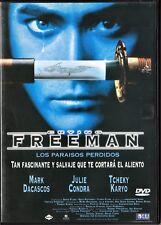 CRYING FREEMAN: Los paraísos perdidos de Christophe Gans Mark Dacascos. AGOTADO.