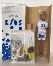 Avon Get Real Girl Gabi's Soccer Adventure Kids Doll and Accessories