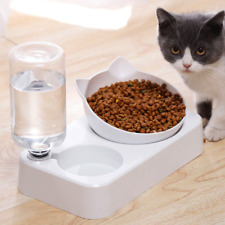 Automatic Water Dispenser Dog Cat Pet Drinking Fountain Bowl Dish Bottle 2020