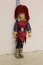 """Puppet Master """"Jester"""" Figure Red Card Edition Original LOOSE"""