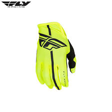 Fly 2018 Lite Youth LARGE 6 glove  (Hi-Viz/Black)