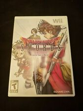 Dragon Quest Swords: The Masked Queen and the Tower of Mirrors Nintendo Wii 2008