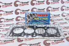 Arp Head Stud Kit & Cometic Head Gasket 76mm Honda Civic D16y8  D16y7 96-00