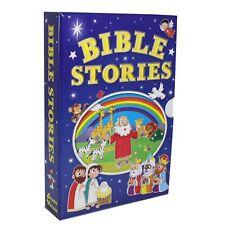 per bambini 4 LIBRO Copertina rigida 'BIBBIA STORIE' regalo natalizio set