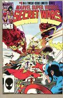 Marvel Super-Heroes Secret Wars #9-1985 vf/nm 9.0 Mike Zeck Jim Shooter