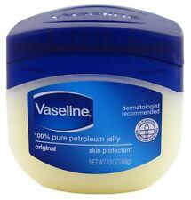 Vaseline 100% Pure Petroleum Jelly Skin Protectant Minor Cuts & Burns 13.0 Oz
