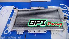 Aluminum radiator FOR Kawasaki Vulcan VN1500 Vn 1500 1987-1999 1988 1987