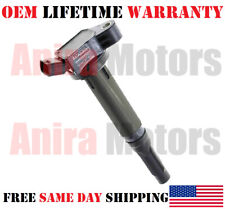 OEM DENSO Ignition Coil for Lexus Camry Avalon Rav4 Sienna Venza Highlander - X1