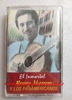 El Inmortal Benny Marrero y Los Panamericanos TYPE 901 Cassette Sealed