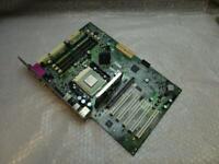 Genuine Dell 29JTM 029JTM Socket 423 Motherboard with CPU & Backplate