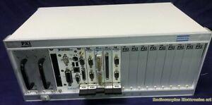 Pickering PXI Mainframe PXI Compact PCI 5210100208 Completo di controllerPXI