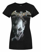 Batman Arkham Asylum Joker Women's T-Shirt